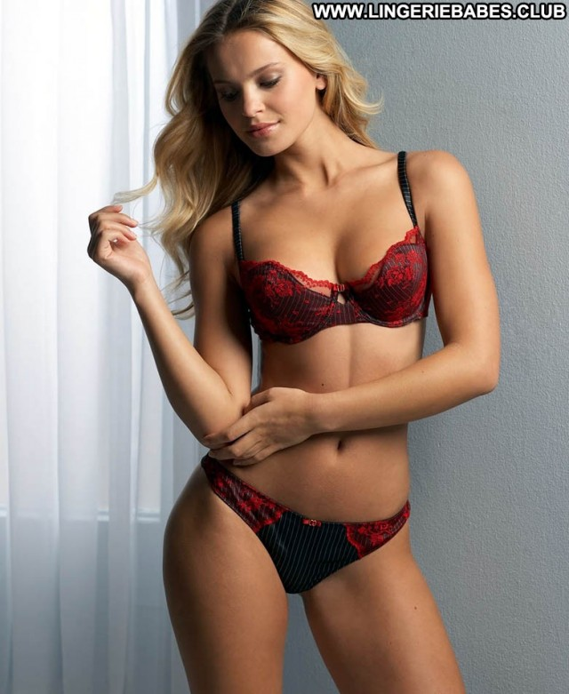 Donna Photoshoot Beautiful Hot Bombshell Cute Lingerie Healthy Blonde