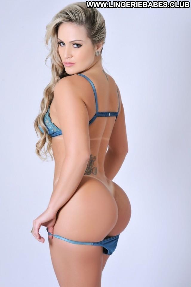 Jillian Photoshoot Bombshell Posing Hot Lingerie Sexy Fitness Blonde