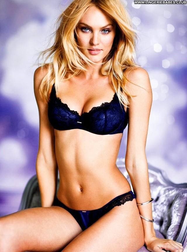 Garnett Photoshoot Slim Lingerie Sensual Perfect Blonde Pretty