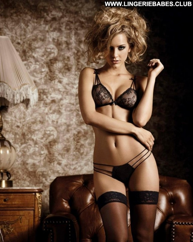 Evonne Photoshoot Sultry Healthy Lingerie Chick Cute Gorgeous Blonde
