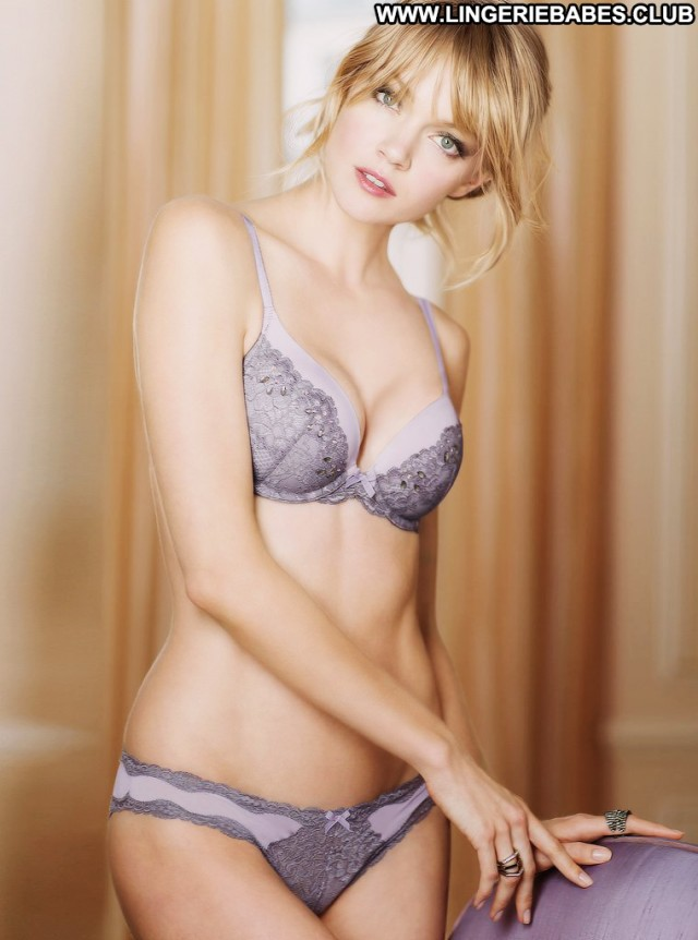 Louie Photoshoot Fitness Sexy Gorgeous Blonde Glamour Lingerie Cute