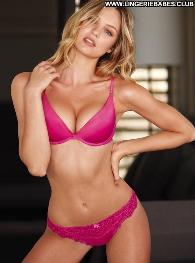 Estrella Photoshoot Teasing Nice Hot Blonde Slim Gorgeous Lingerie