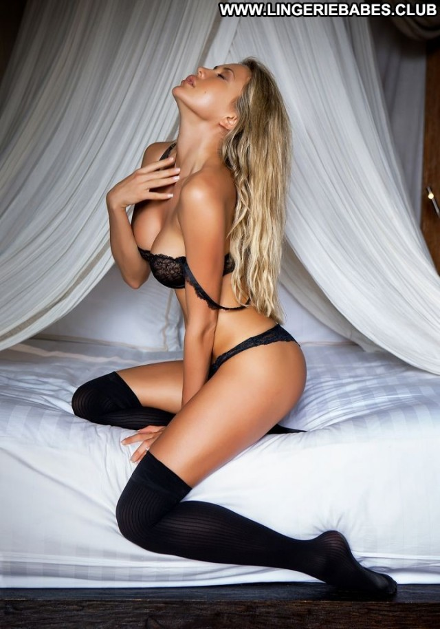 Beula Photoshoot Lingerie Fitness Blonde Sultry Stunning Beautiful