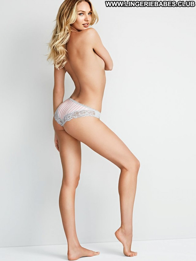Trinity Photoshoot Sensual Slim Cute Blonde Glamour Beautiful Lingerie