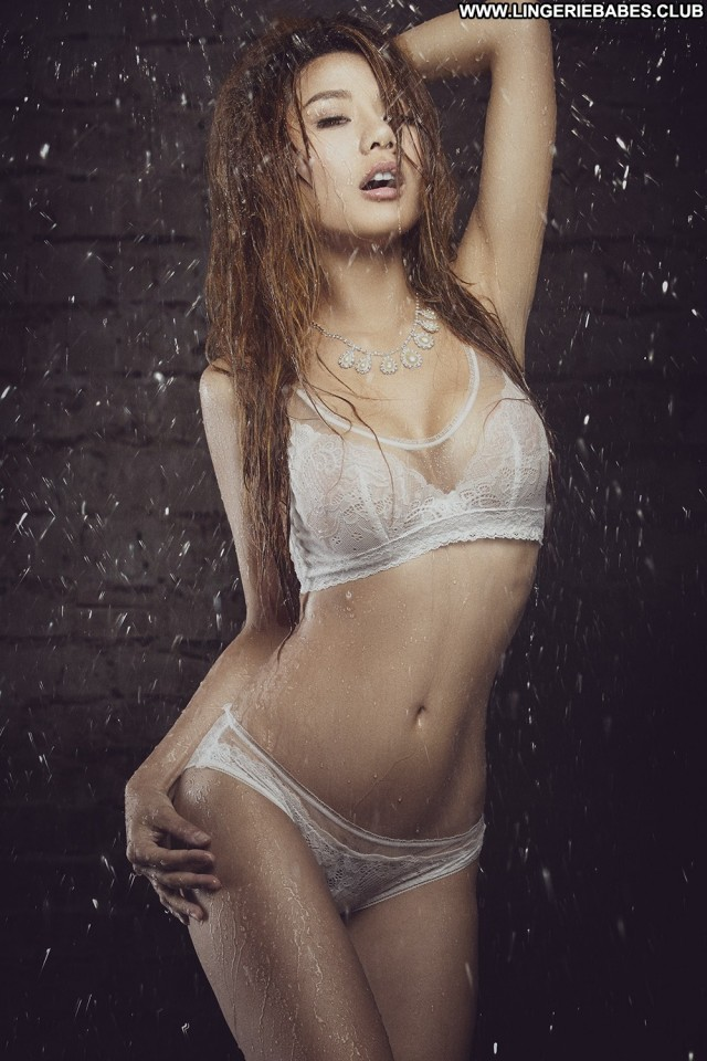 Dyan Photoshoot Brown Hair Doll Teasing Hot Lingerie Sultry Gorgeous